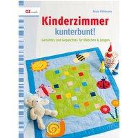 Kinderzimmer kunterbunt!: Genähtes und Gepatchtes für Mädchen & Jungen - Beate Pöhlmann