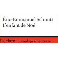 L'  enfant de Noe - Eric-Emmanuel Schmitt
