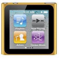 Apple iPod nano 6G 8GB naranja