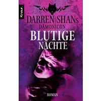 Darren Shans Dämonicon 4: Blutige Nächte - Darren Shan