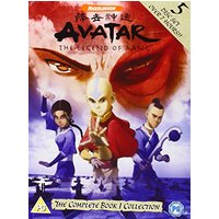 Avatar Book 1 - Avatar - The Legend Of Aang - Book 1 - Complete [UK Import]