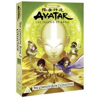 Avatar - The Legend Of Aang - Book 2 - Complete [UK Import]