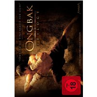 Ong Bak Trilogy [Limited Uncut Edition, Steelbook]