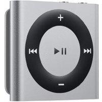 Apple iPod shuffle 4G 2GB plata