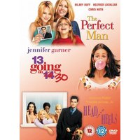 The Perfect Man/13 Going On 30/Head Over Heels [3 DVDs] [UK Import]