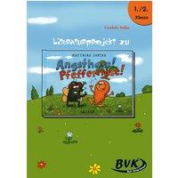 Literaturprojekt Angsthase! Pfeffernase!: 1./2. Kl - Cordula Aulke