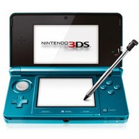 Nintendo 3DS aqua blauw