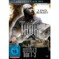 Die Thor - Wikinger Box 1-3 [2 DVDs] - Józef Ignacy Kraszewski