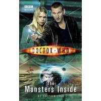 Doctor Who: Monsters Inside - Stephen Cole [Hardcover]