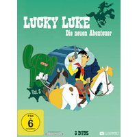 Lucky Luke - die neuen Abenteuer Vol. 5 (3er DVD Box Sammler Collection)