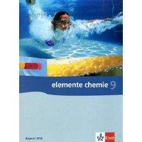 Elemente Chemie - Ausgabe Bayern G8: Elemente Chemie 9. Klasse 9. Schülerbuch. Ausgabe Bayern, Naturwissenschaftlich-technische Gymnasien - Edgar Brückl