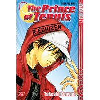 The Prince of Tennis: Band 21 - Takeshi Konomi [Taschenbuch]