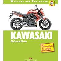 Kawasaki ER-6f & ER-6n - Matthew Coombs