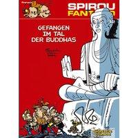 Spirou & Fantasio, Band 12: Gefangen im Tal der Buddhas: (Neuedition) - André Franquin