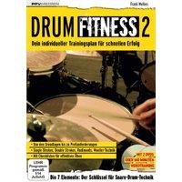 Drum Fitness 2. Dein individueller Trainingsplan für schnellen Erfolg - Frank Mellies