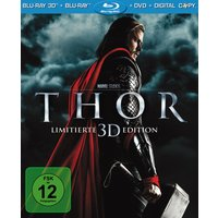 Thor [Limitierte 3D Edition inkl. 2D Blu-ray und DVD]