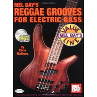 Reggae Grooves for Electric Bass [With CD] (Mel Bay's Value Line) - Chris Matheos