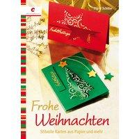 Frohe Weihnachten: Stilvolle Karten aus Papier und mehr - Ingrid Schiller