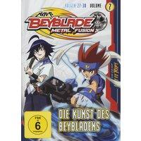 Beyblade Metal Fusion Vol. 7 [Folgen 27-30]