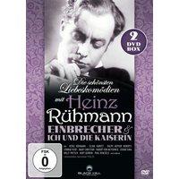 Die schönsten Liebeskomödien mit Heinz Rühmann [2 DVDs]