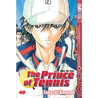 The Prince of Tennis: Band 40 - Takeshi Konomi [Taschenbuch]