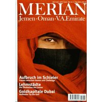 Merian, Jemen, Oman, Vereinigte Arabische Emirate