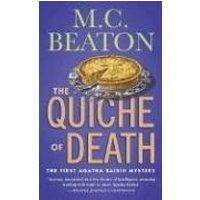 The Quiche of Death - M. C. Beaton [Paperback]