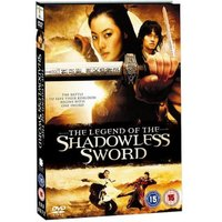 The Legend of the Shadowless Sword [UK Import]