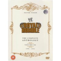 WWE Royal Rumble - The Complete Anthology Vol. 3 98 - 03 [UK Import, 5 DVDs]