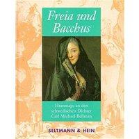 Freia und Bacchus - Maria Hein