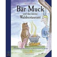 Bär Muck und das kleine Waldrestaurant (Buch + CD) - Jens Tomkowitz
