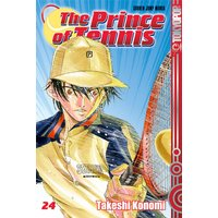 The Prince of Tennis: Band 24 - Takeshi Konomi [Taschenbuch]