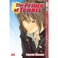 The Prince of Tennis: Band 25 - Takeshi Konomi [Taschenbuch]