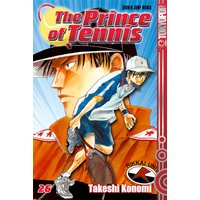 The Prince of Tennis: Band 26 - Takeshi Konomi [Taschenbuch]