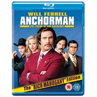 Anchorman: The Legend of Ron Burgundy (Extended Cut)  [UK Import]