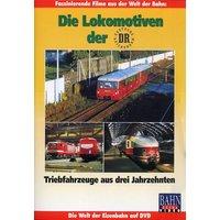 Die große DR-DVD - Die Lokomotiven der DR und Die DR in Farbe