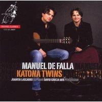 Katona Twins - El Amor Brujo/Siete Canciones...