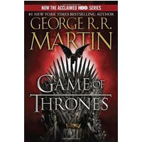 A Song of Ice and Fire: Book One - A Game of Thrones - George R.R. Martin [Paperback]