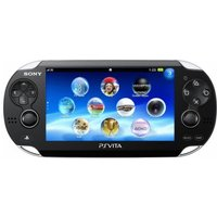 Sony PlayStation Vita [wifi] zwart