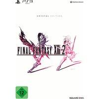 Final Fantasy XIII-2 [Crystal Edition inkl. T-Shirt, Kunstdruck, Soundtrack, Artbook und Sammelpostkarten]