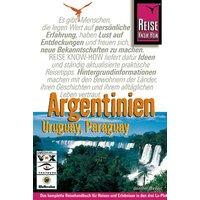 Argentinien mit Uruguay und Paraguay - Günther Wessel