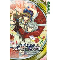 Wonderful Wonder World - The Country of Clubs: The White Rabbit 01 - Quin Rose