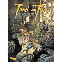 Troll von Troy, Band 13: Der Krieg der Vielfrasse - Jean-Louis Mourier