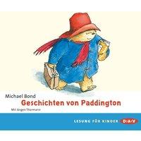Geschichten von Paddington - Michael Bond [2 Audio CDs]
