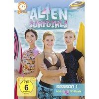 Alien Surfgirls - Season 1 [inkl. Alien Surfgirls Poster und H2O TV-Movie, 4 DVDs]