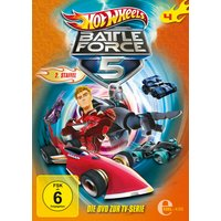 Hot Wheels: Battle Force 5 - Folge 4