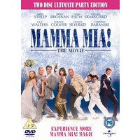 Mamma Mia! Special Edition [2 DVDs, Special Edition, UK Import]