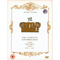 Wwe - Royal Rumble: the Complete Anthology Vol. 1: 1988 - 92 [UK IMPORT]