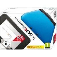 Nintendo 3DS XL [incl. 4GB geheugenkaart] blauwzwart