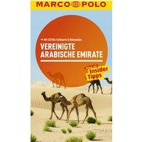 MARCO POLO Reiseführer Vereinigte Arabische Emirate - Manfred Wöbcke